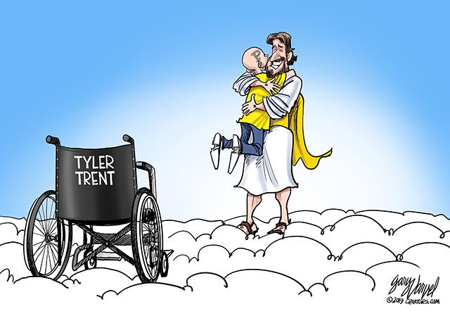 Tyler Trent