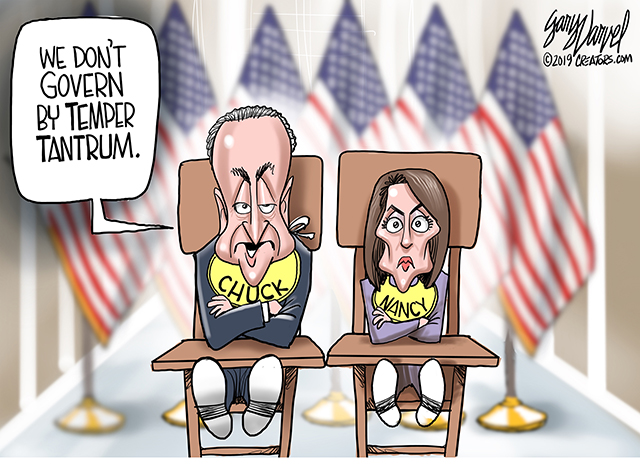 Schumer and Pelosi