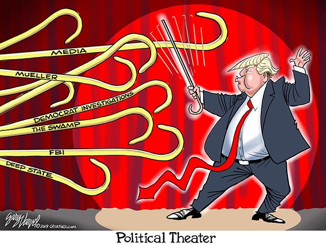 Trump's critics