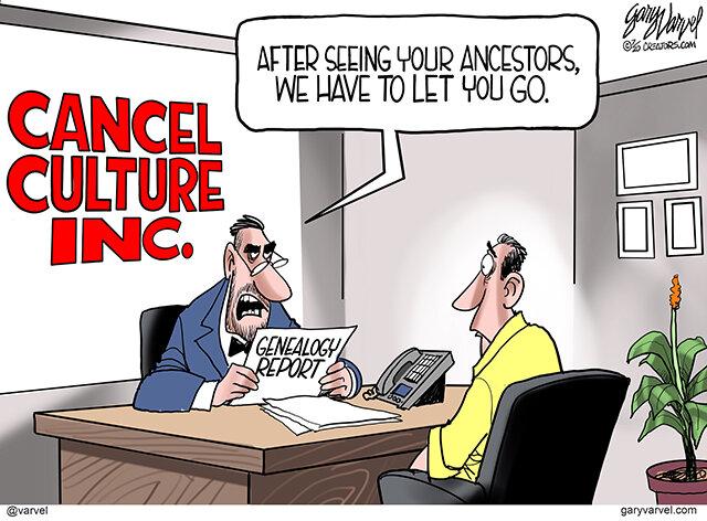 Cancel culture inc – Varvel's Views