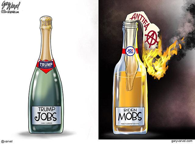 Jobs or mobs – Varvel's Views