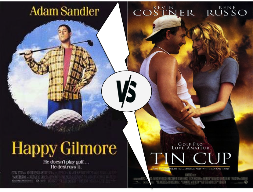 Happy Gilmore Vs Tin Cup Rg32 Ready Golf Podcast