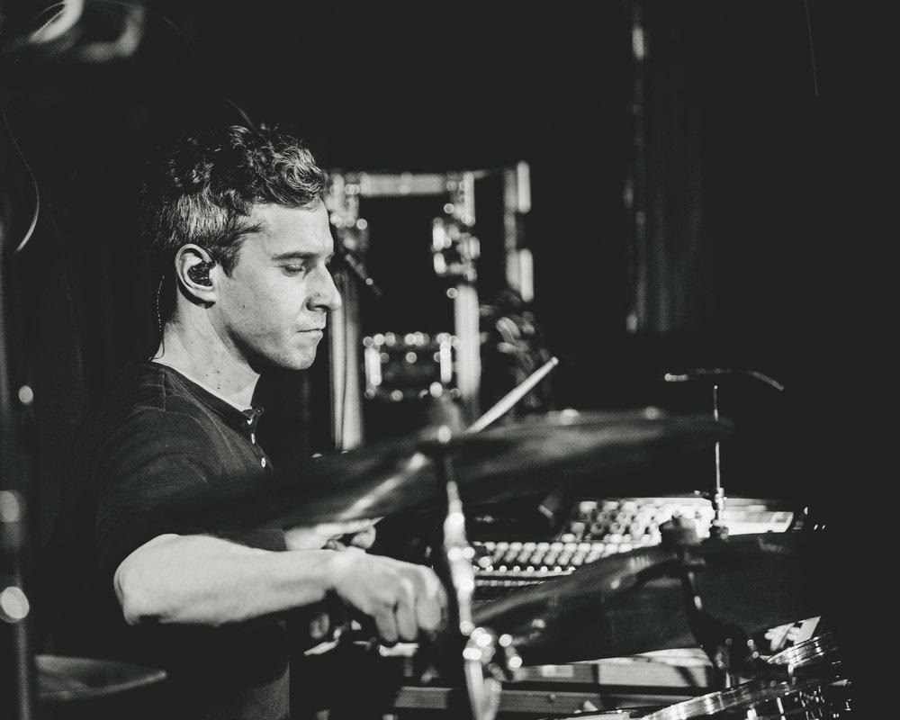 Andrew (Drums & Vocals)