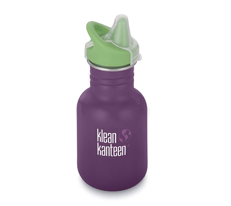 Water bottle - We love the Kids Klean Kanteen. Not only are they great for the flight but they keep the water nice and cold during long day trips at your destination.