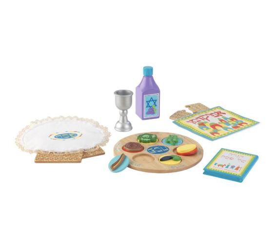 Kids Seder Plate -