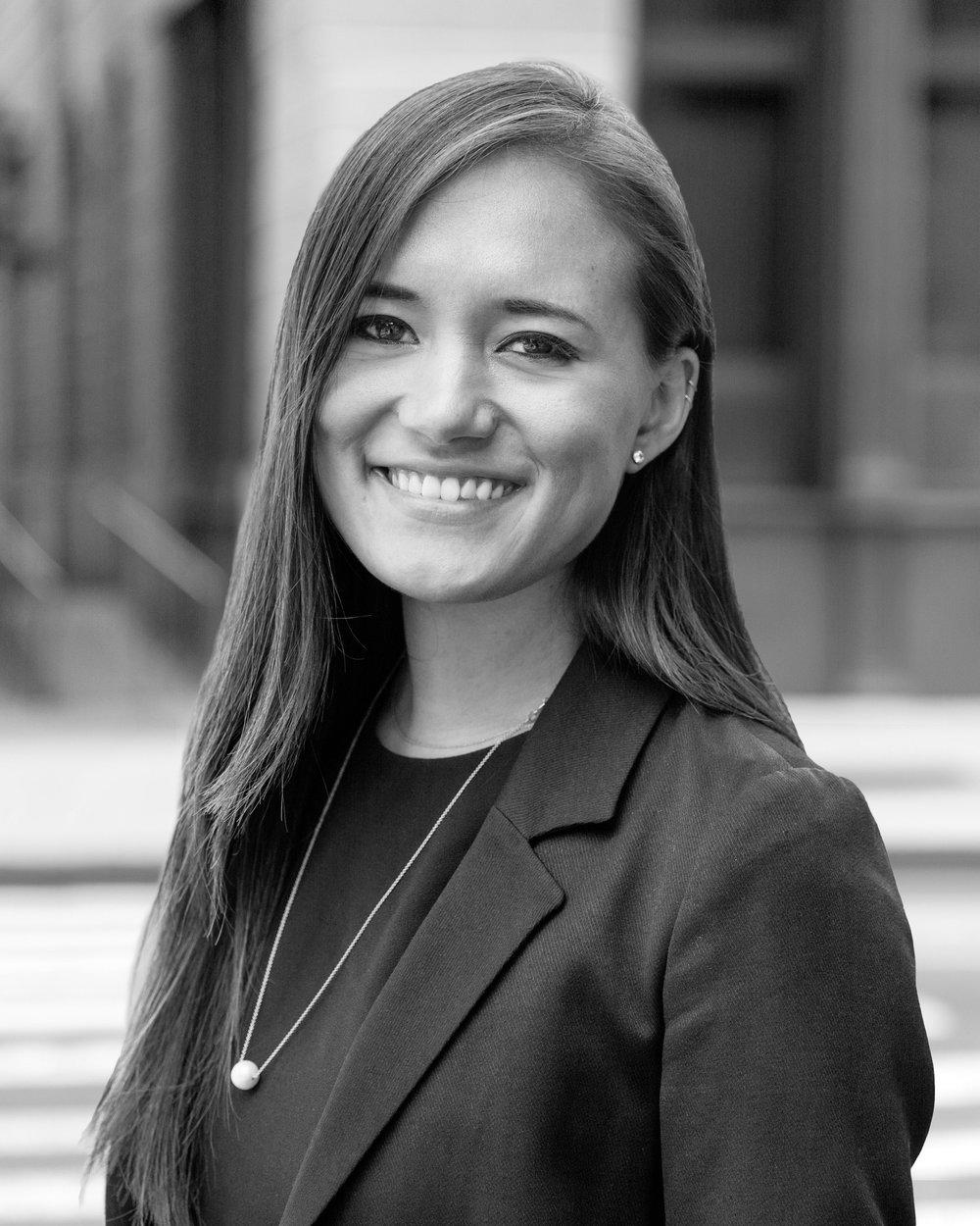 Saadiah Schmidt, Senior Associate