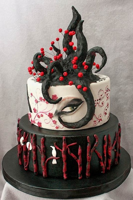 Surprising Sunday Sweets Creepy Treats Cake Wrecks Funny Birthday Cards Online Inifofree Goldxyz