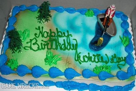 Sensational Happy Birthday White Guy Cake Wrecks Personalised Birthday Cards Paralily Jamesorg