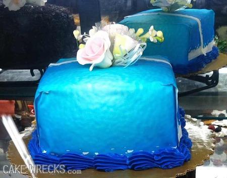 One Line Horror Stories — Cake Wrecks