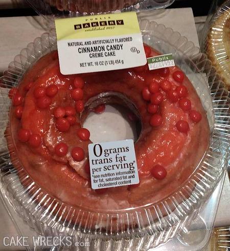 A Publix Service Announcement — Cake Wrecks