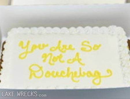 Awesome A Sharin Birthday Cake Wrecks Personalised Birthday Cards Paralily Jamesorg
