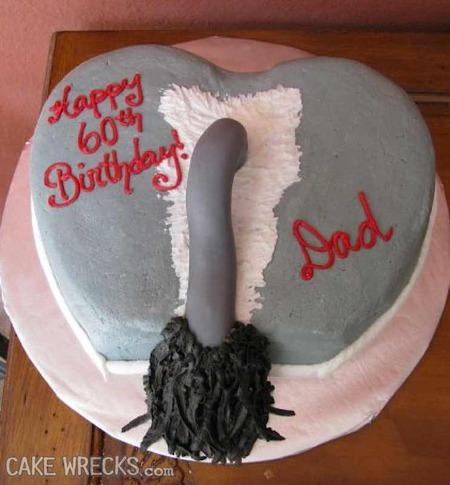 Terrific Lets Ruin Some Birthdays Cake Wrecks Personalised Birthday Cards Paralily Jamesorg
