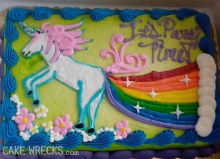 Swell Horse Non Sense Cake Wrecks Personalised Birthday Cards Paralily Jamesorg