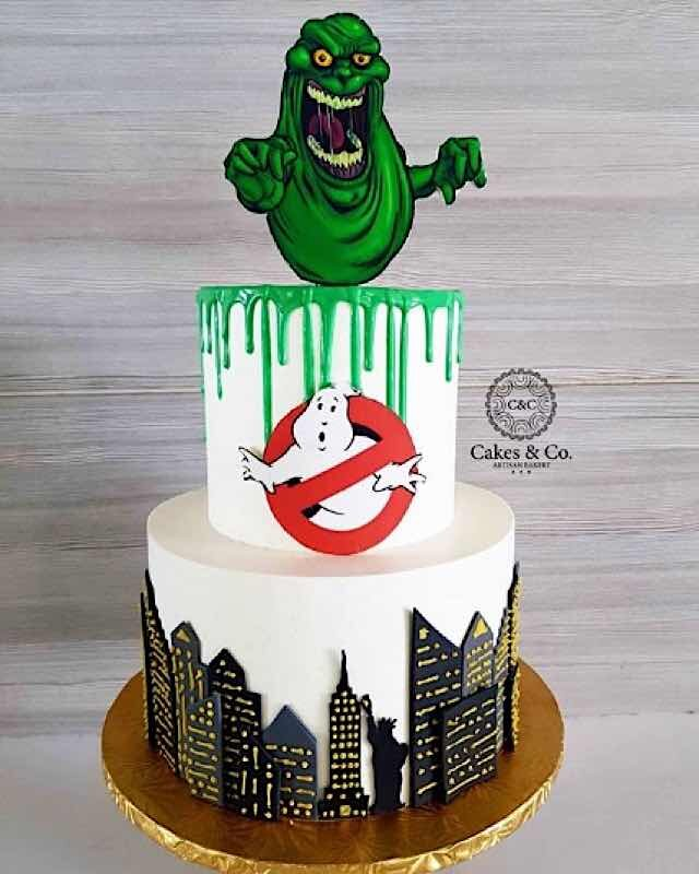 Bakin' Makes Me Feel Good! 11 Ghostbusters Sweets
