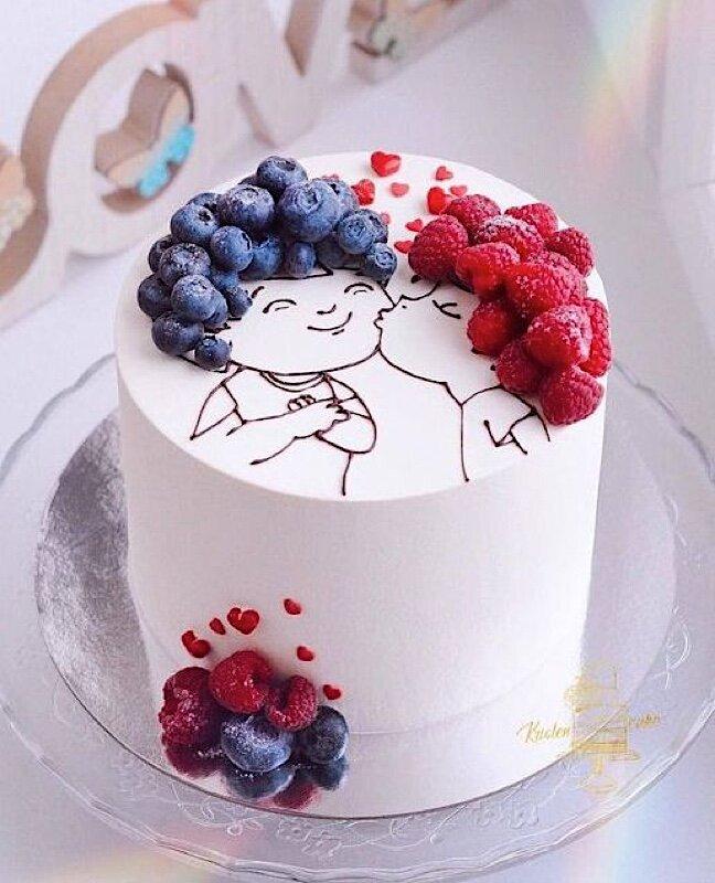 Doces de domingo para o meu aniversário de casamento !!  E eu adivinho o seu também, John - Cake Wrecks 10