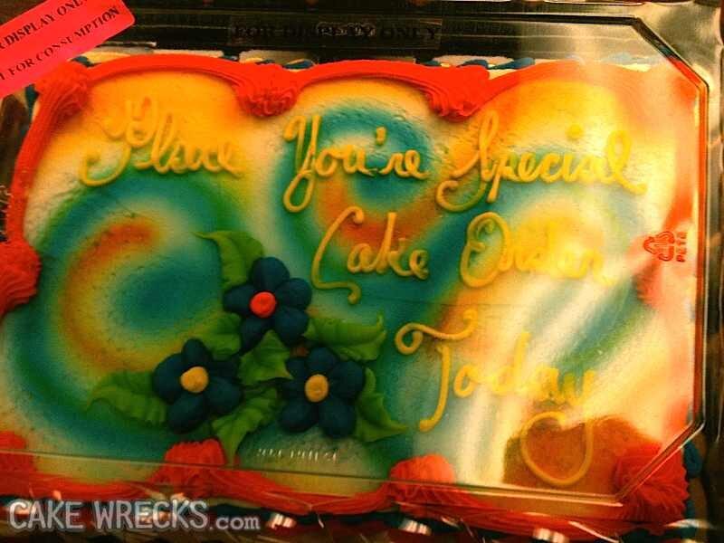 Neste mês de promoção sem vergonha, DEVE HAVER BOOBS - Cake Wrecks 4