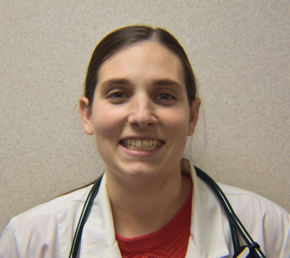 Erin Jones Carroll, PA-C - Erin, from Patrick County, VA, joined Dayspring in April 2011. She received her BS in Health Sciences from James Madison University, and completed the Physician Assistant program at the Jefferson College of Health Sciences in Roanoke, Virginia, earning a Masters of Science degree. Erin is a member of the American Academy of Physician Assistants. Recently married, she and her husband enjoy spending time outdoors and with family and friends.