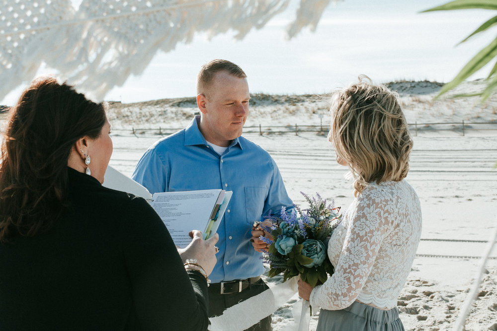 About - Find out about our organization and how Lauren goes the extra mile to make sure your ceremony fits your needs perfectly.