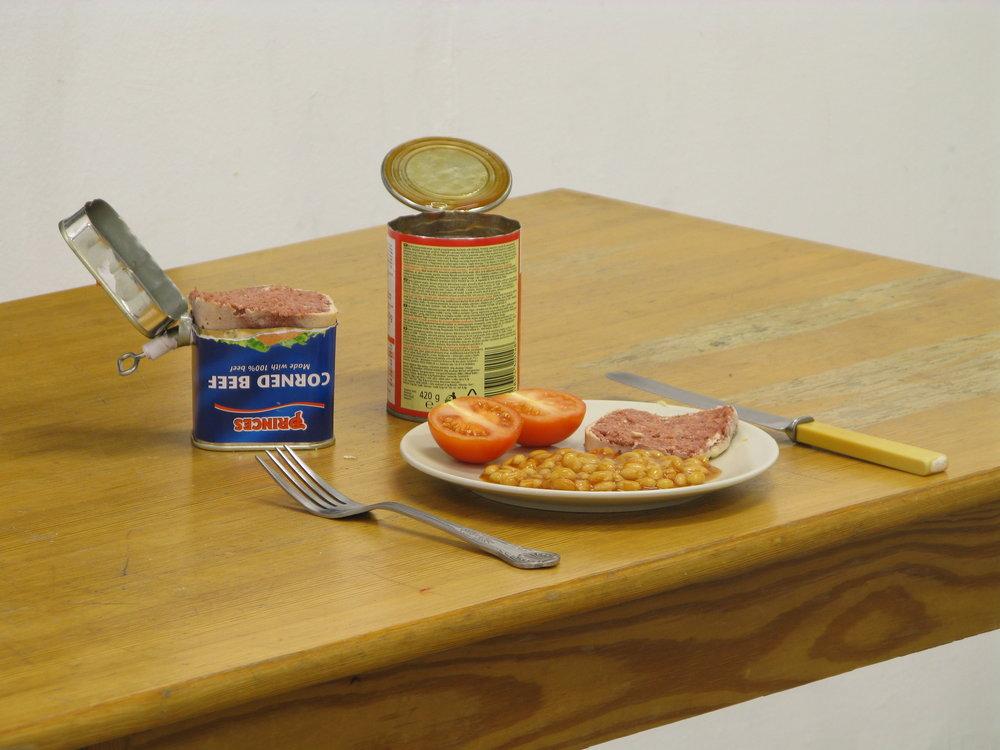 Appetite, installation (detail)