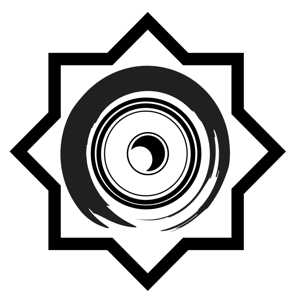OUR   SATORI SOUND COLLECTIVE   SYMBOL HAS A TRADITIONAL JAPANESE ENSO TO DISPLAY THE  SIMPLICITY  OF ZEN. THIS PEACE OF ART IN BLACK AND WHITE REMINDS US OF  BALANCED VIBRATIONS  WITHIN THRU YIN & YANG. YOU CAN SEE SOLAR & LUNAR ENERGY AT ITS CORE, SYMBOLIZING OUR MASCULINE AND FEMININE ENERGIES. OVERALL THIS DEPICTS HOW SOUND IS SACRED, EMANATING FROM A SPEAKER SHAPED IN THE FORM OF AN EIGHT-POINTED STAR, SYMBOLIZING HOW EACH OF US ARE BEINGS OF LIGHT. MAY WE ALL HEAL TOGETHER IN HARMONIC RESONANCE.