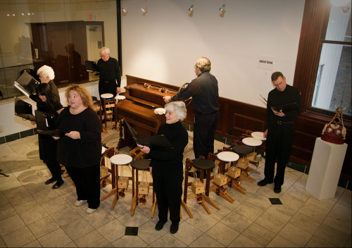 Musical Chairs Consort Performing