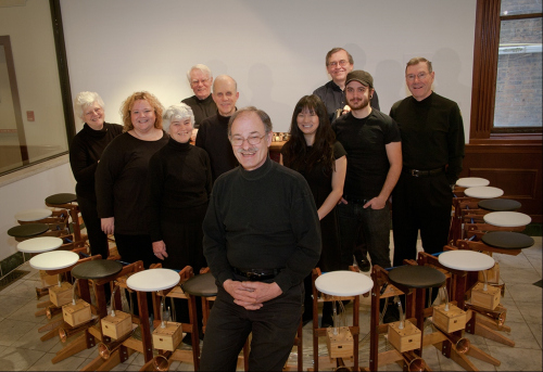 """Musical Chairs Consort"" Premier Performance"