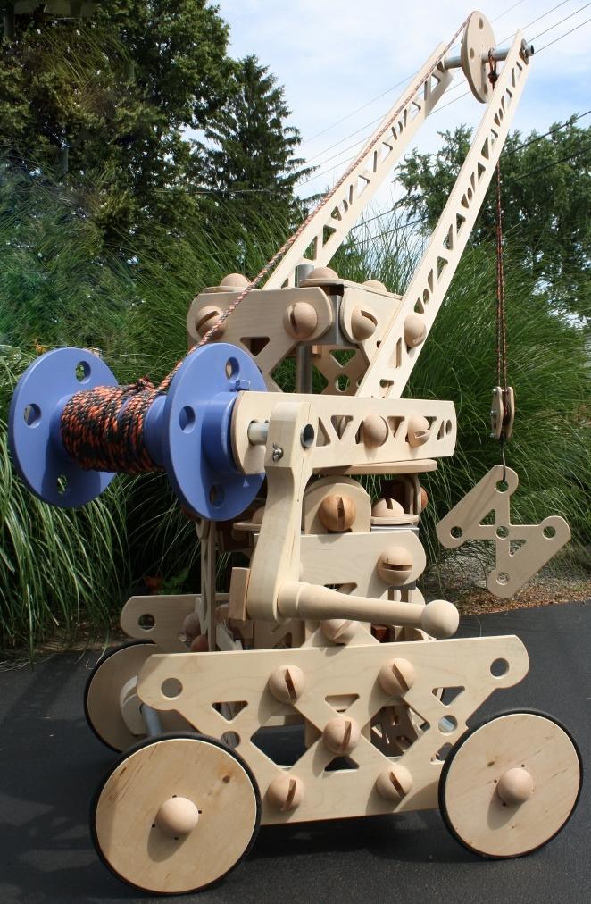 The Crane, from Deus ex Machina
