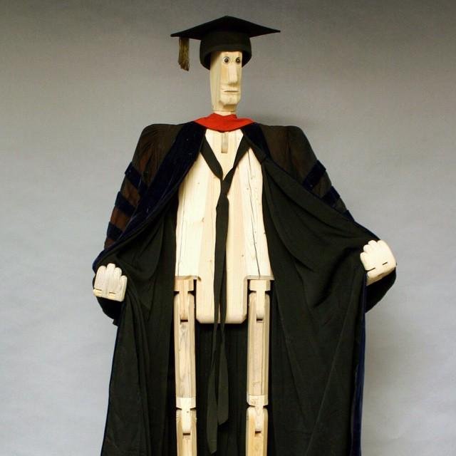 Professor Poser