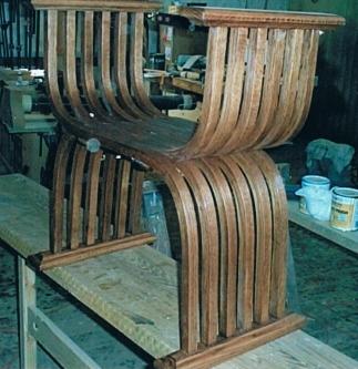 Faldstool (Bishop's Chair)