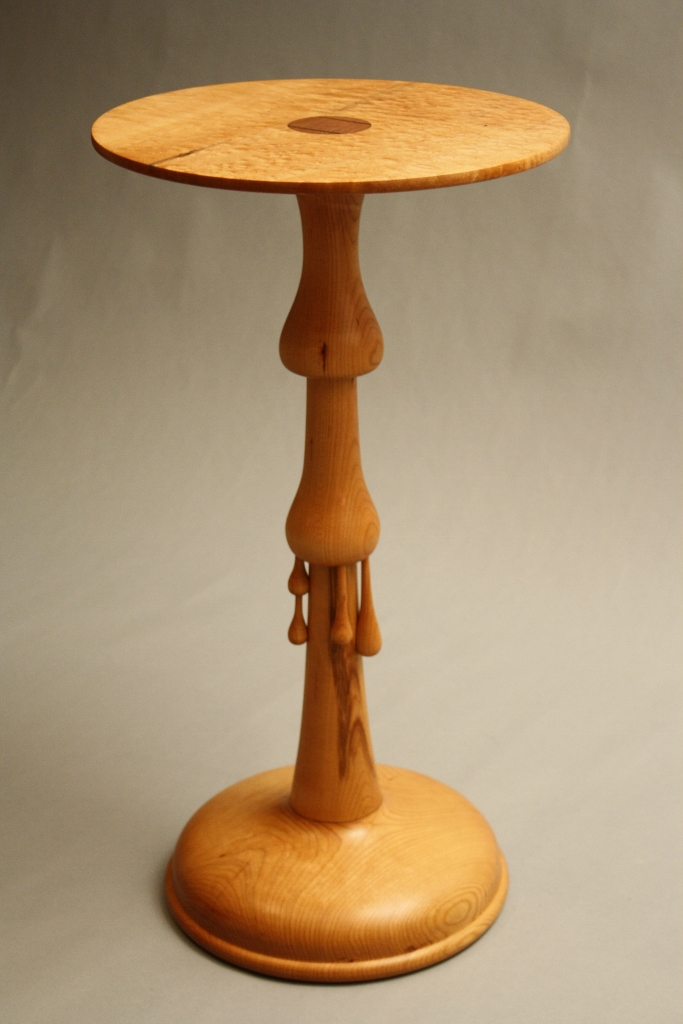 Dripping Candlestand Table