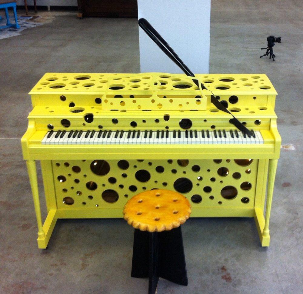 Swiss Army Piano
