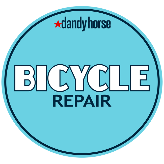 Dandy Horse Bicycle Repair
