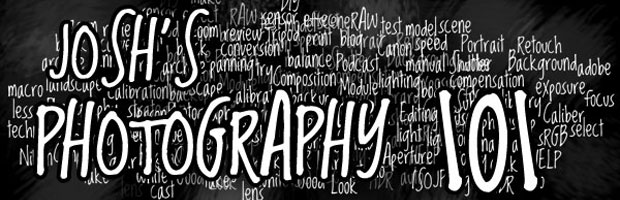 josh fassbind | photography 101