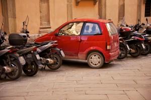 Parking italian style