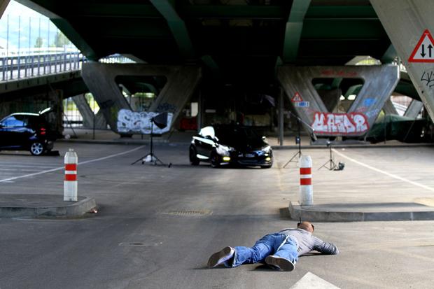 SHOOT: Megane RS III — Behind the scenes.