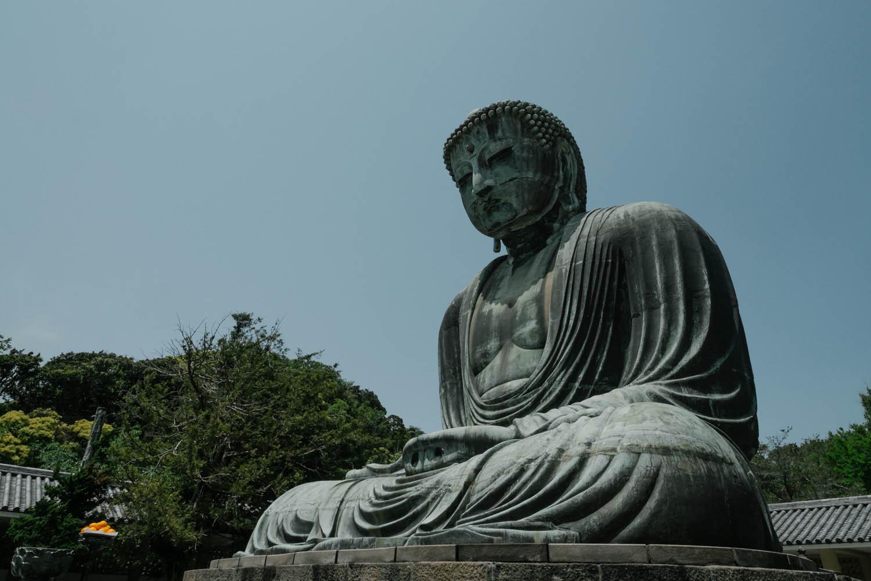 Great Buddha of Kamakura, Kamakura.