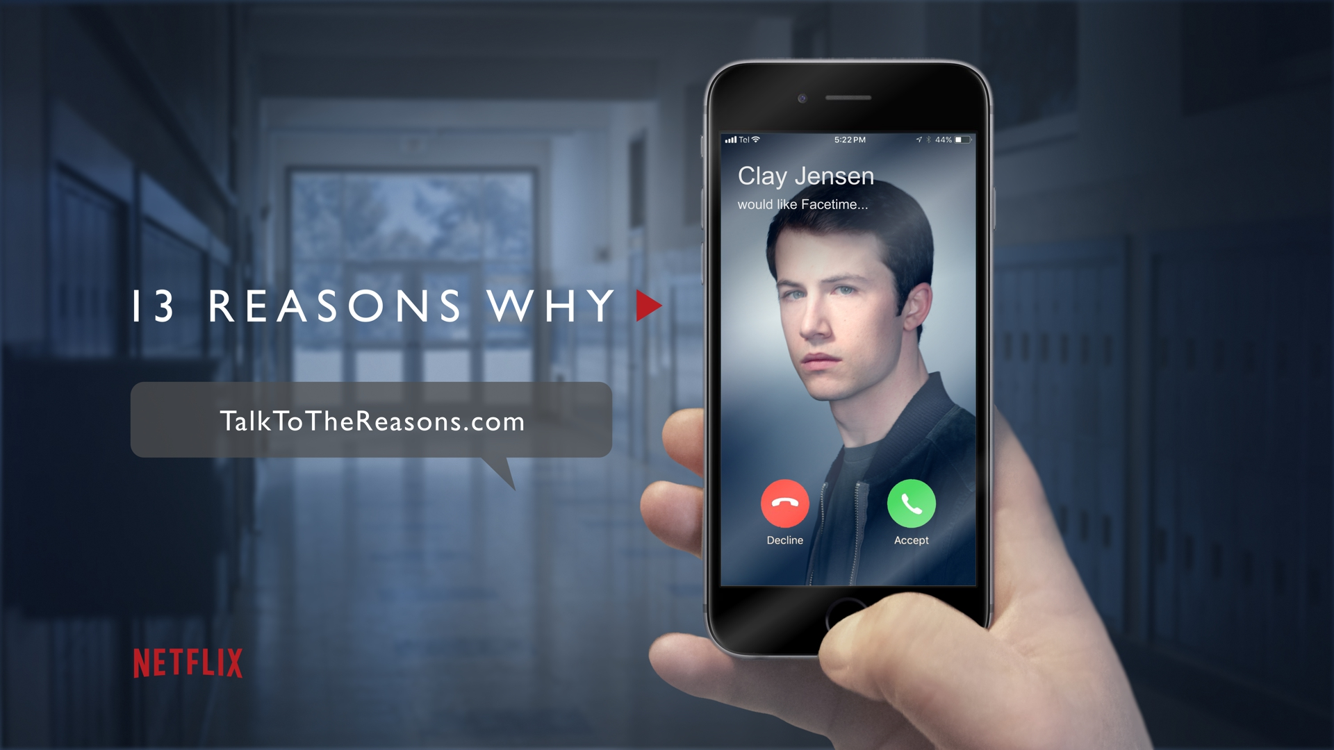 13 Reasons Why Talk To The Reasons Jay Bushman
