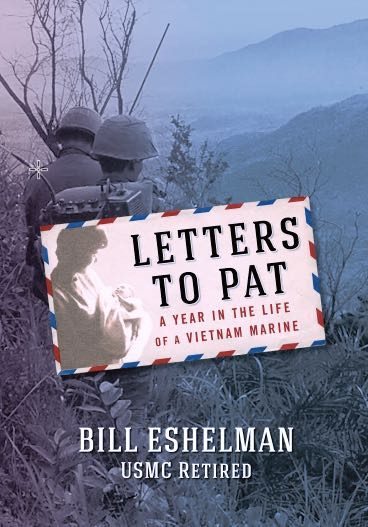 """Letters to Pat"" Book by Bill Eshelman"