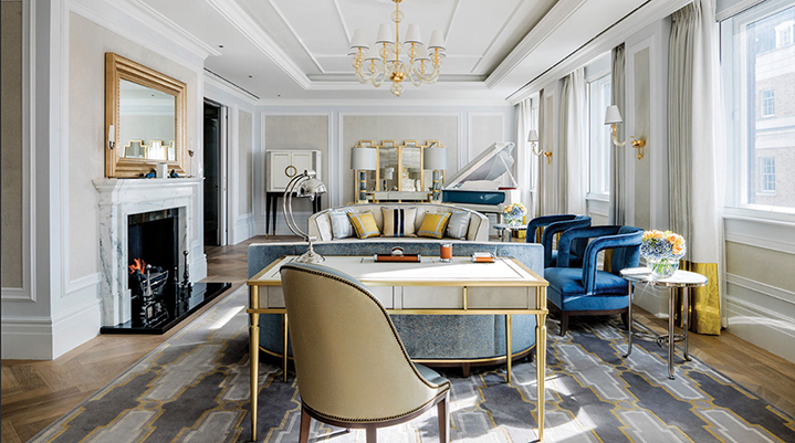 Hausporta Interior Inspiration 5 Luxury Hotel Rooms And Their Interior Design Origins