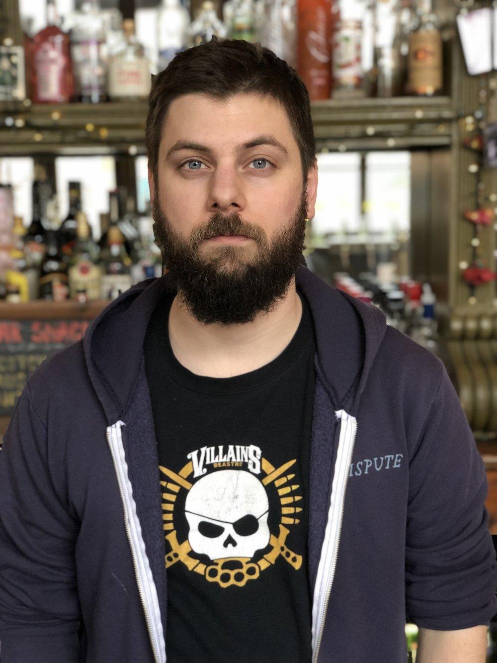 Ian   Hawley Hero since September 2018
