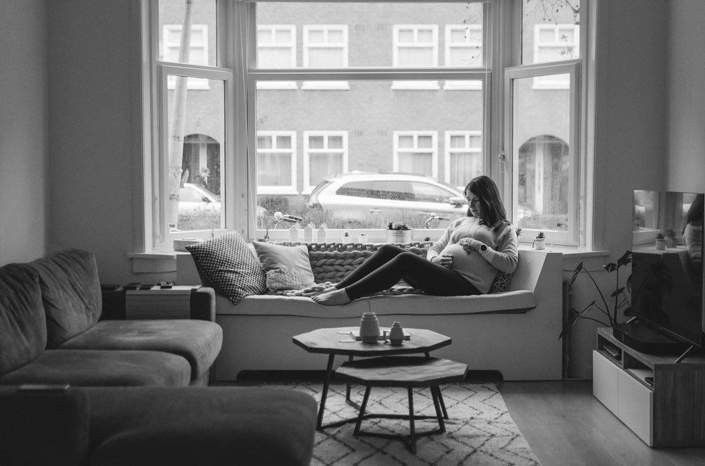 Newborn Photographer in Amsterdam | Vicky McLachlan