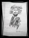 Rosalia drew this Portrait by Rosalia