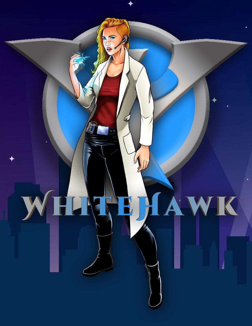 WhiteHawk Johanna