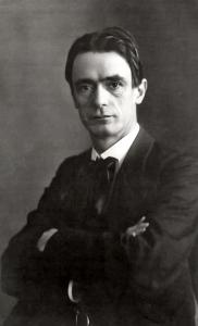 Rudolph Steiner in 1905