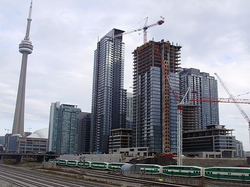 CityPlace_Towers_Building_Toronto