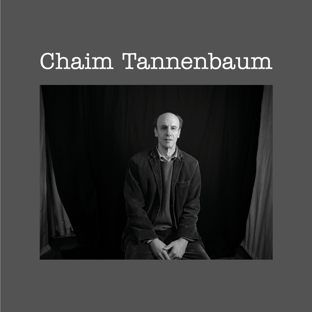 ChaimTannenbaum_Cover Hi Res Square