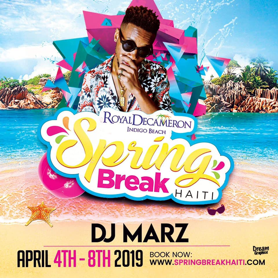 Spring Break Haiti 2019 - DJ Marz