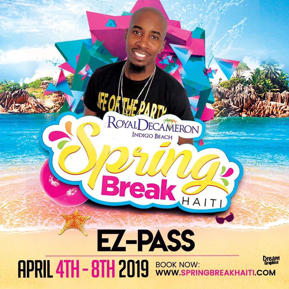 Spring Break Haiti 2019 - EZ-Pass