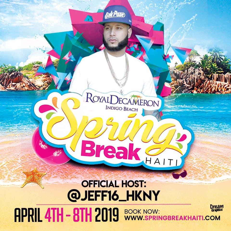 Spring Break Haiti 2019 - Jeff HKNY