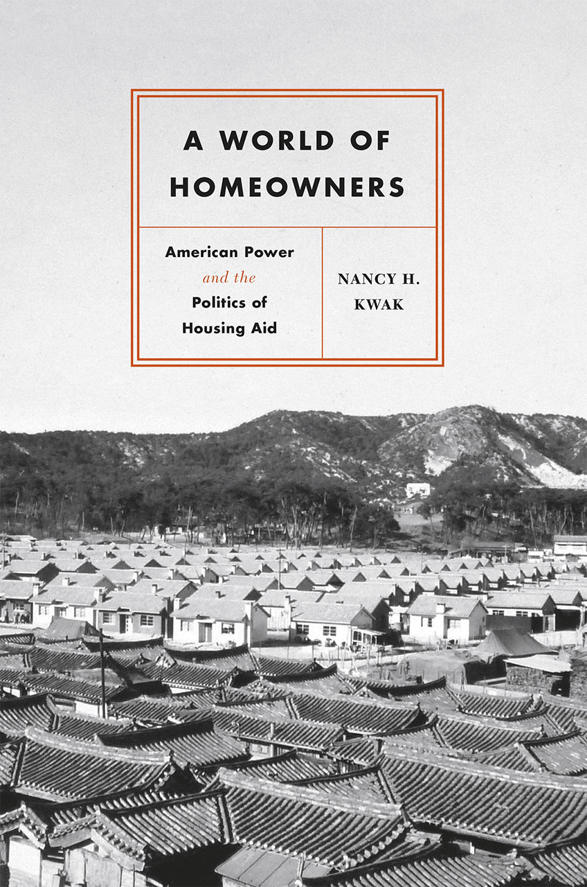 "A World of Homeowners - looks at the history of US foreign aid specifically for mass housing projects around the world. I argue that the US tried to build anti-communist regimes through mass homeownership campaigns based on a US model of debt-driven, single-family, owner-occupied housing. Results were mixed, with some countries rejecting this model, others modifying it beyond recognition, and still others attempting a faithful replica. The most important lesson of this history? Even in ""successful"" cases, mass housing invariably required a great deal of government investment and management.Winner of the 2015 Kenneth Jackson Award for Best Book in North American Urban History.Winner of the 2016 The Stuart L. Bernath Book Prize by the Society for Historians of American Foreign Relations."